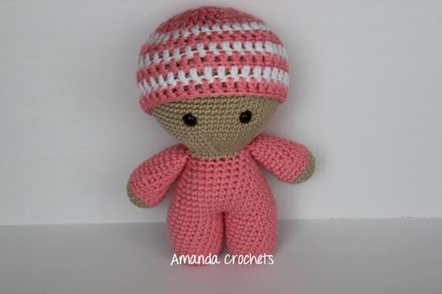 Big Head Baby Doll Girl